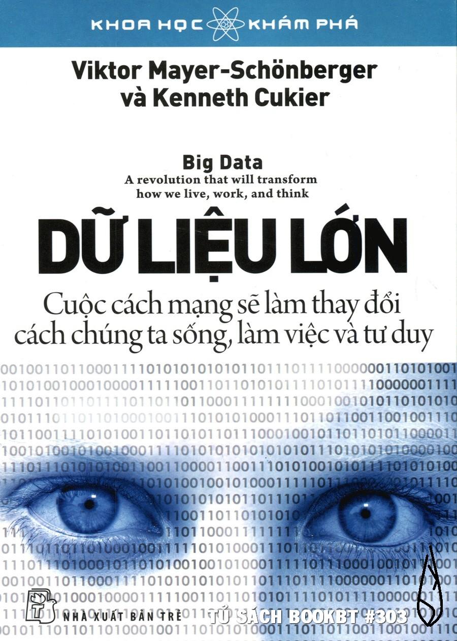 Dữ Liệu Lớn - Viktor Mayer-Schonberger & Kenneth Cukier