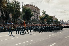Парад войск / Parade of troops
