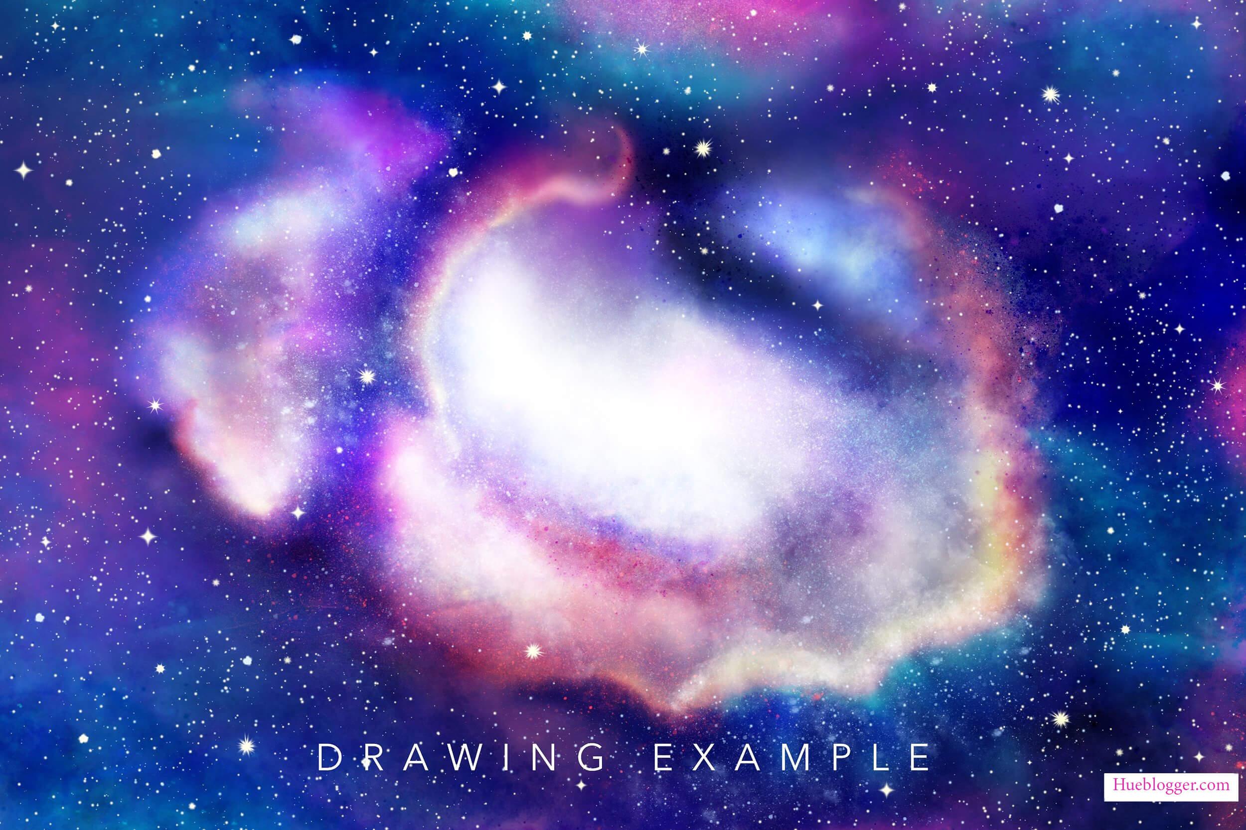 30+ Brush vũ trụ tuyệt đẹp