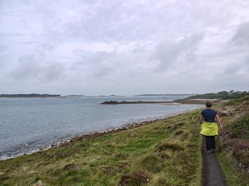 St Mary's Coast Path