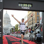 Ironman Wisconsin - Finish