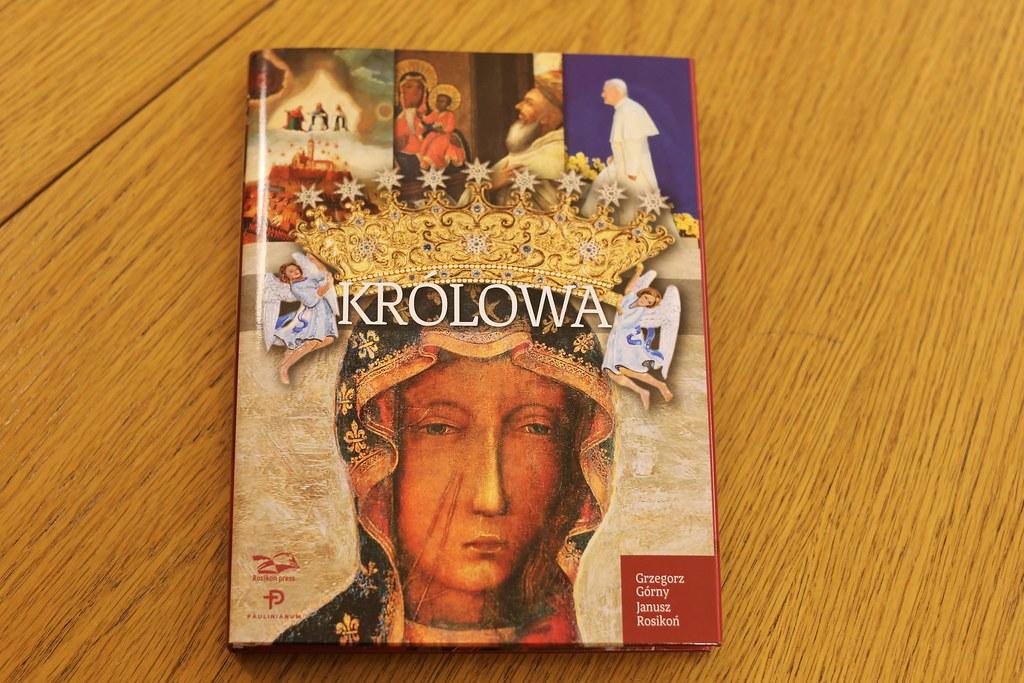 """Prezentacja książki """"Królowa - Matka Boża z Jasnej Góry, Warszawa, 5 IX 2017"""