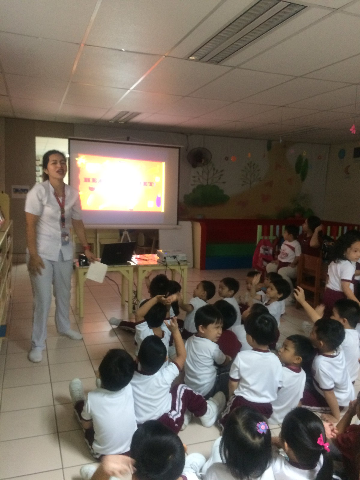 2017 - Health Talk for the Preschool Gorordo