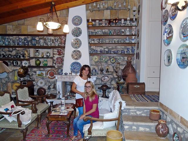 Ιδιωτική συλλογή κεραμικών, Λευκάδα