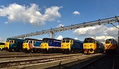 6 Hoovers at Old Oak Common