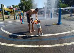 Granville Island Splash Park