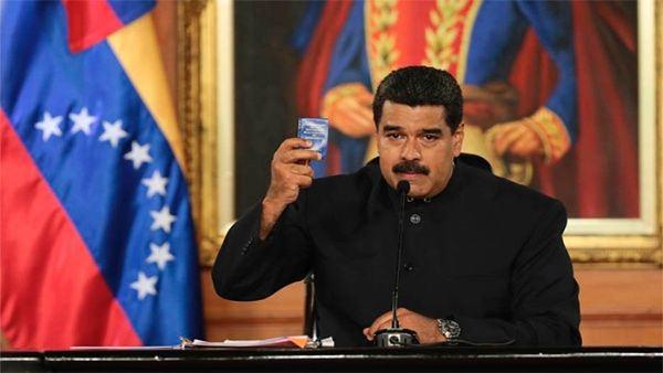 Maduro convoca jornada de solidariedade com a Venezuela