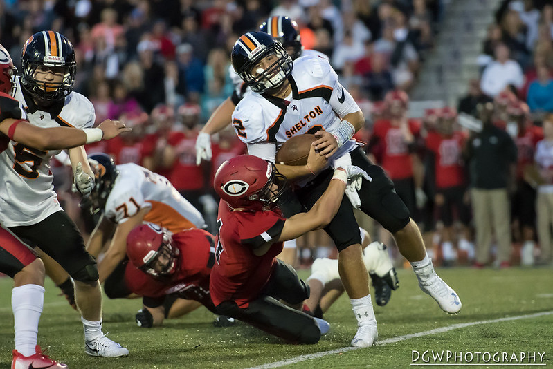 Shelton vs. Cheshire High - High School Football