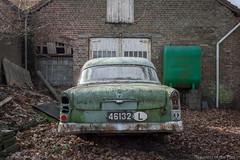 L'Opel de tous les Rekord 01