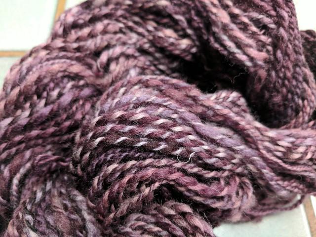 Purple Spinning