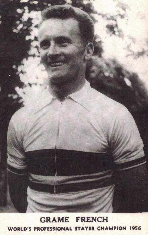 Graeme Dudley French (World Professionale Stayer Champion 1956)
