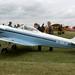 Isaacs Spitfire G-BBJI Leicester East 5-7-80