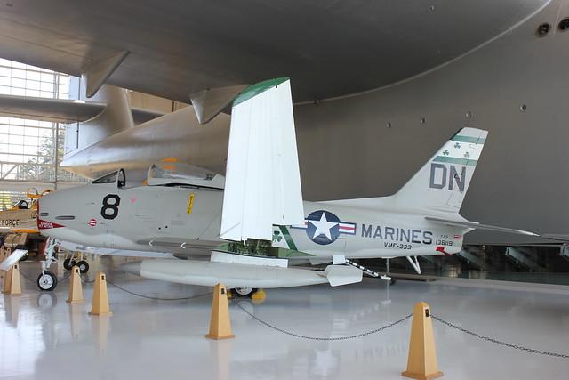 FJ-3 136119
