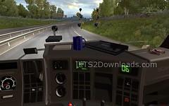 Scania 143M (By Ekualizer) Inside Computer