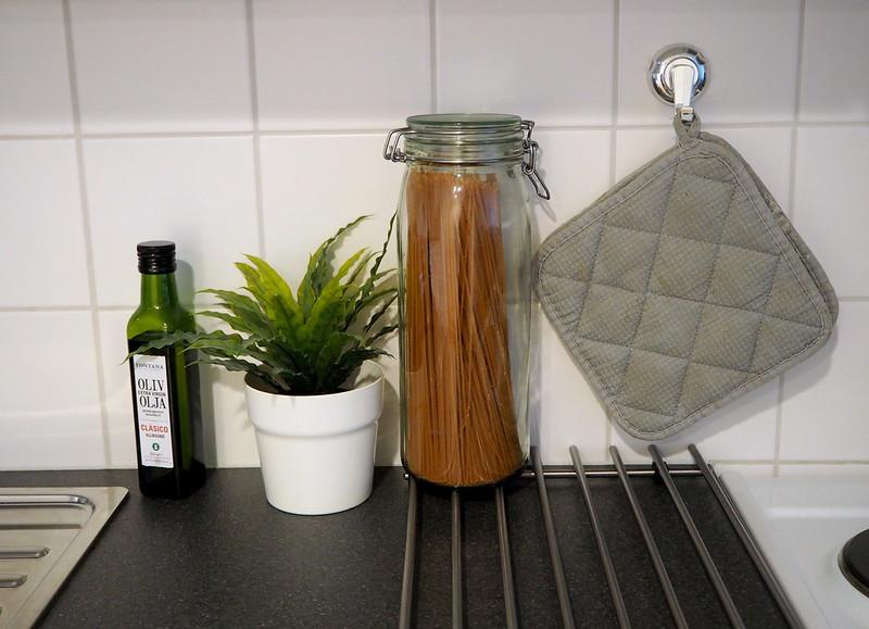 keittiön sisustusta
