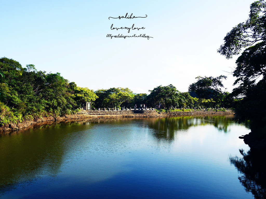 基隆一日遊免費景點推薦情人湖公園 (9)