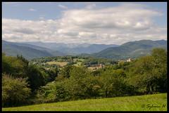 Panorama sur le Couserans