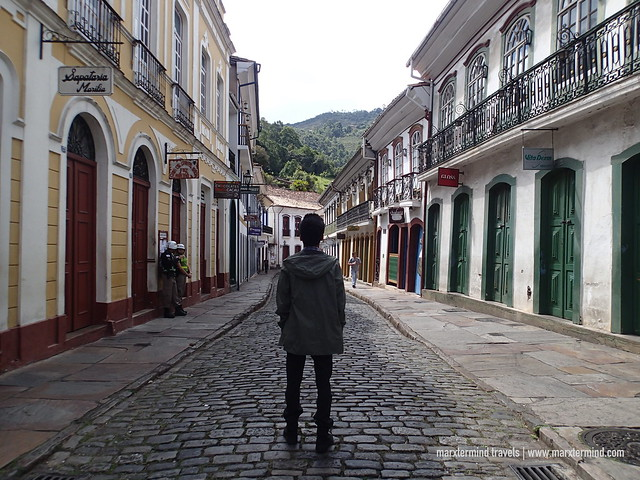 Self-guided Walking Tour Ouro Preto