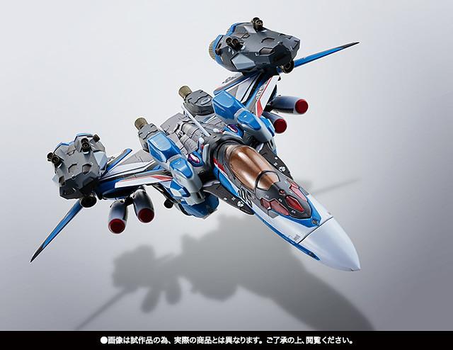 繼承死神的遺志!DX超合金《超時空要塞Δ》VF-31J改 齊格菲(疾風·因梅爾曼機)【TAMASHII NATION 2017 開展紀念商品】