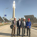 VP Susantono visits PRC solar park