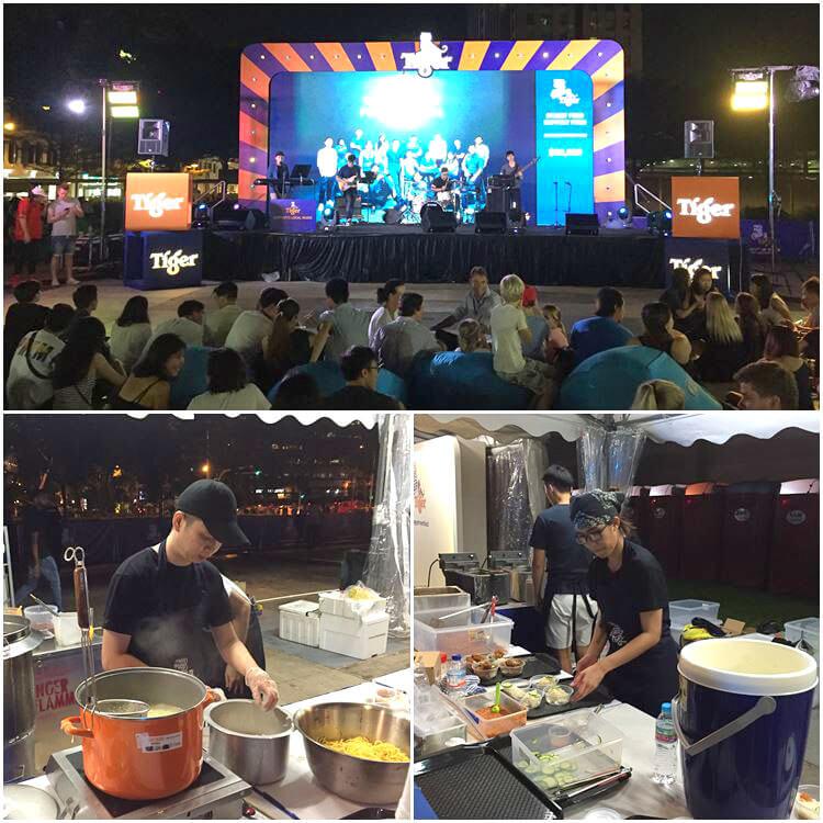 Tiger Street Food Festival