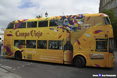 Wrightbus NRM NBFL - LTZ 1284 - LT284 - Campo Viejo - Marylebone 453 - Go Ahead London - London 2017 - Steven Gray - IMG_0280