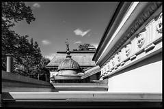 Kappeli Restaurant - Roof Details
