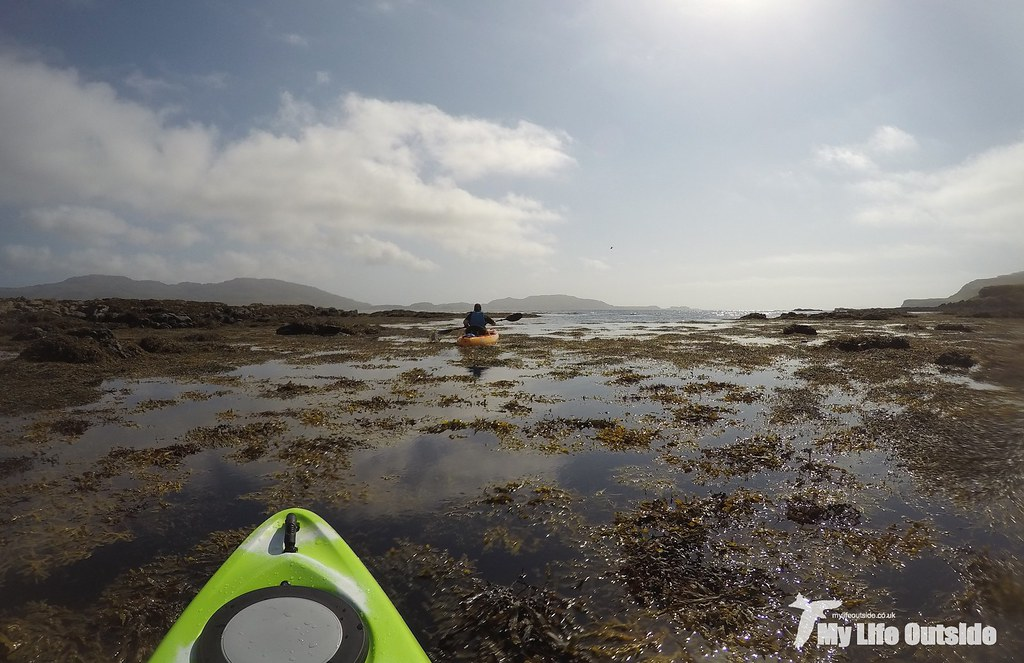 GOPR0158 - Torloisk by Kayak, Isle of Mull