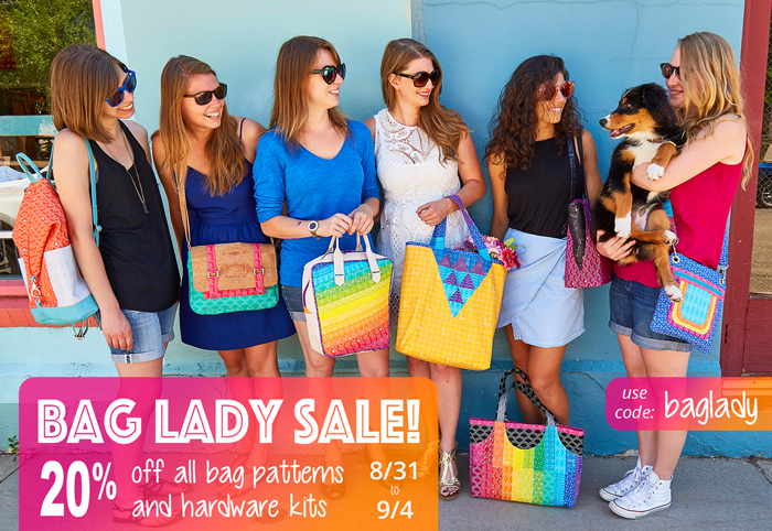 Bag Lady Sale