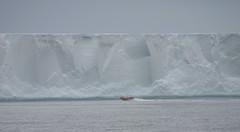Peterson Ice Shelf, East Antarctica
