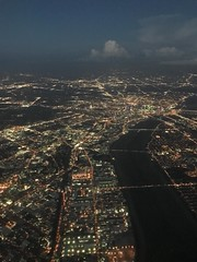 Pics snapped in flight from Indianapolis to DFW