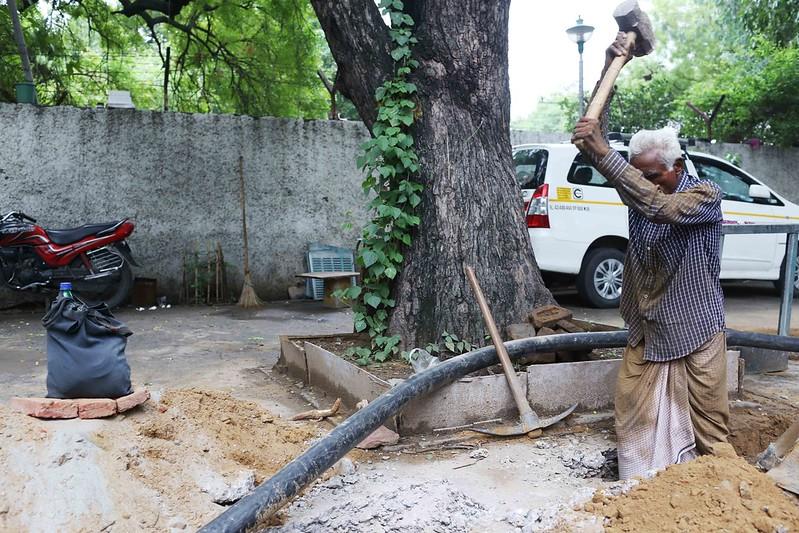 Mission Delhi – Meer Chand, Munirika