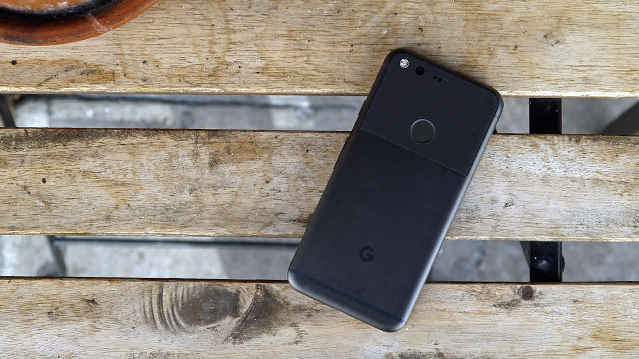 "Google's Pixel Is Really Pushing The Limits: Pixel devices will have a touch-sensitive sensor which will perform certain operations with respect to the command received by touch. Considering to market the rights to use this technology, Google will headline a revolutionary improvement for smart phones. Not only will this sensor scan your fingerprint for security purposes, but also you'll be able to run various apps and features simultaneously. For instance, while listening to music, via interaction to the panel on the back of the phone, you can conveniently change the volume or you can zoom in and out on a web page. The panel has a ""movement zone"" where it contains hundreds of receptors to sense movements of fingertips. The panel identifies apps by the direction and rotation of moves."