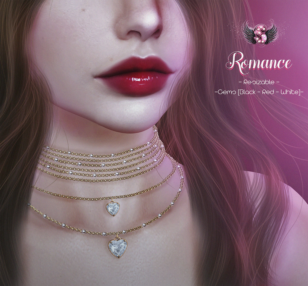 .::Supernatural::. Romance Set @ Tres Chic - SecondLifeHub.com