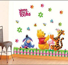 Winnie The Pooh Wall Decals In Ireland