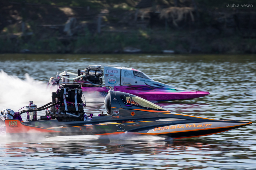 Lucas Oil Drag Boat Race, Promod