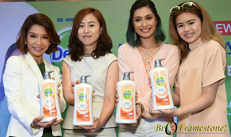 Dettol Deep Cleanse Body Wash