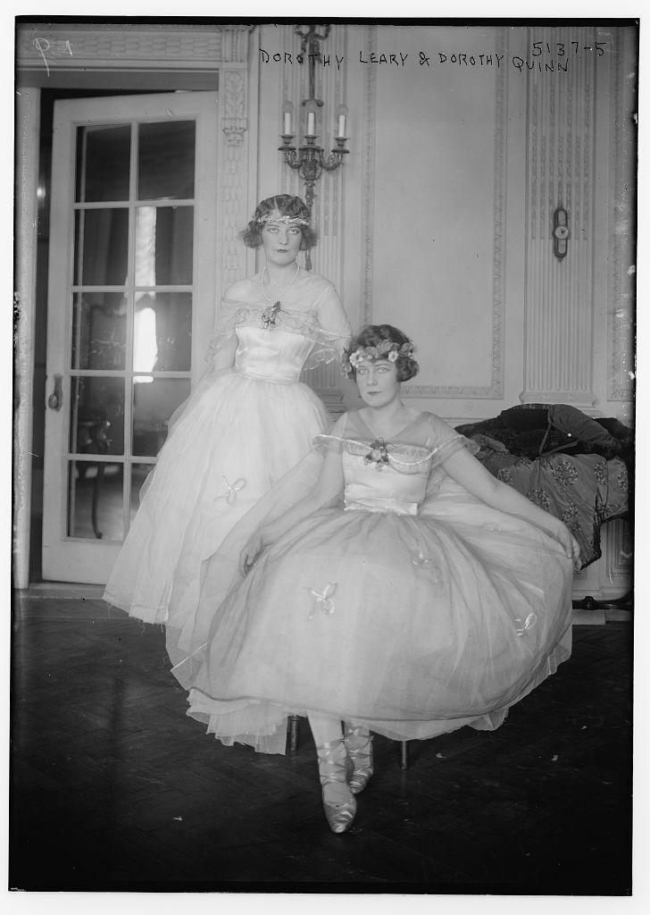 Dorothy Leary & Dorothy Quinn (LOC)