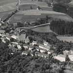 1965 Flugaufnahme Ort 1