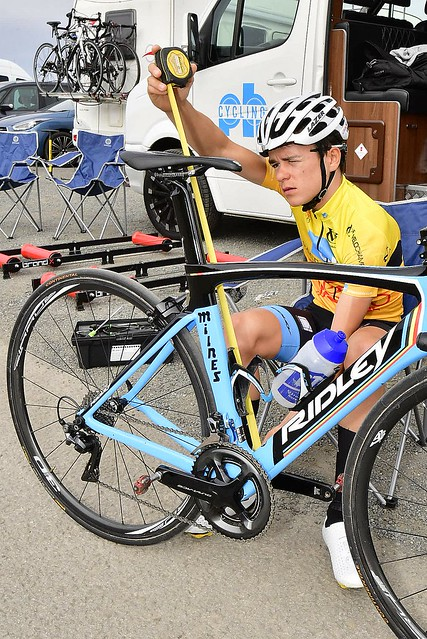 Junior Tour of Wales 2017 Day 3