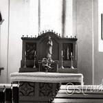 1957 Beichtkapelle alt Detail1