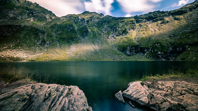 Balea lake - Romania - Landscape photography