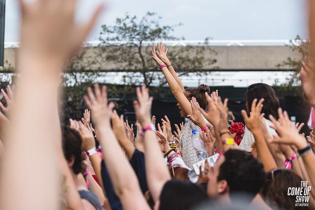 Osheaga 2017 Attendees