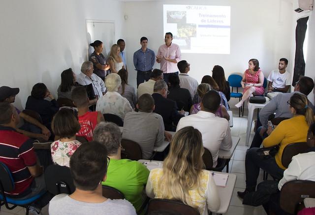 Organização Internacional apoia Itanhaém para expansão de coalizões comunitárias
