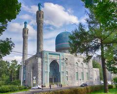 The Great Mosque of St. Petersburg. Соборная (Татарская) Мечеть в Санкт-Петербурге