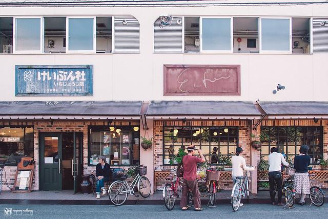 十年,京都四季 | 卷一 | 啟程 | 18