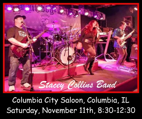 Stacey Collins Band 11-11-17
