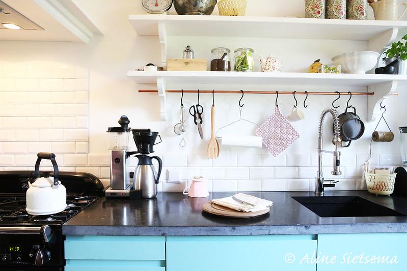 Onze nieuwe keuken 8