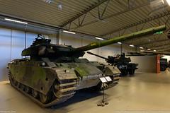 Stridsvagn 104 Centurion at Arsenalen Strängnäs (S)