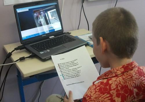 Videoconferences / Visioconférences